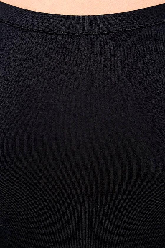 RVCA Thievery Black Dress 6