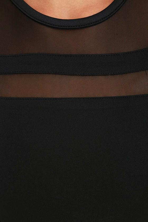 Final Stretch Black Dress 6