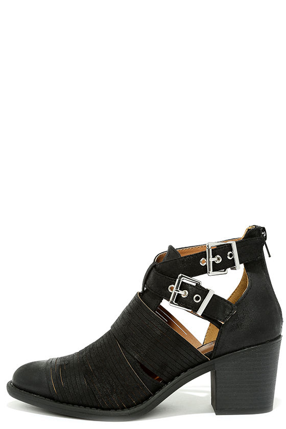 cute black ankle boots strappy ankle boots. Black Bedroom Furniture Sets. Home Design Ideas