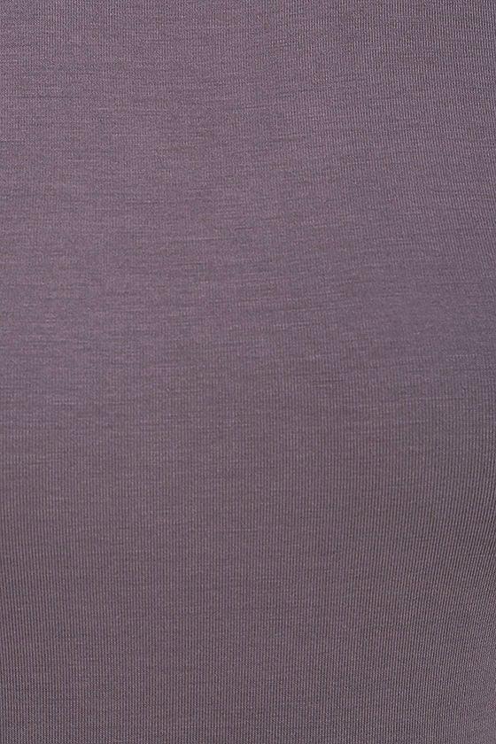 Shield and Sword Dusty Purple Sleeveless Maxi Dress 6