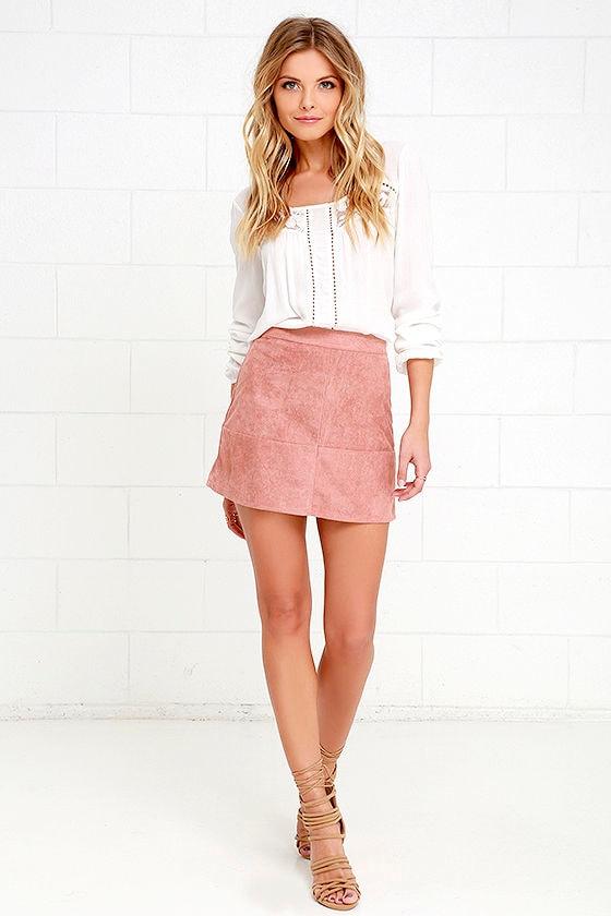 Wear A Mini Skirt 19