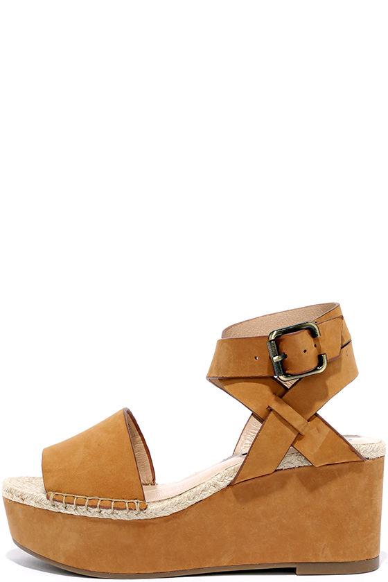 aaf1813fa Kensie Teal - - Flatform Sandals - Platform Wedges - $89.00