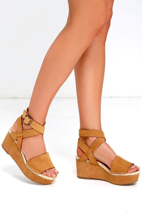 Kensie Teal Flatform Sandals Platform Wedges 89 00