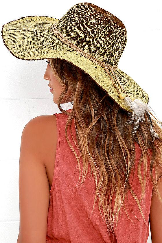 Billabong Saltwater Sunset - Floppy Hat - Straw Hat - Beige Hat -  29.95 1508f9fc2e8