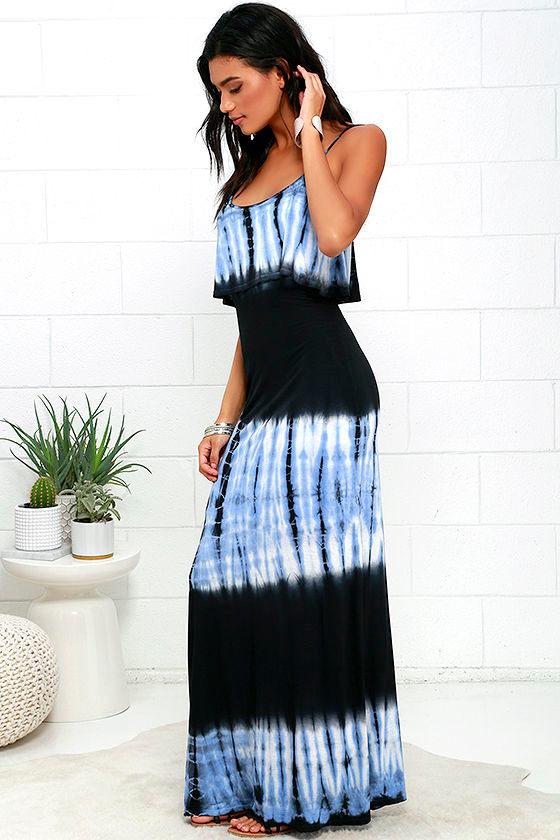 Tempest maxi dress