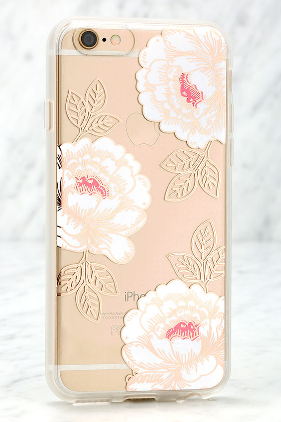 info for 7cd4d ab819 Sonix Ruby Rose Ivory and Rose Gold iPhone 6 Case