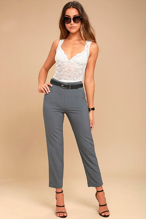 Popular Women S Pant Suits Skirt Suits Formal Pants Office Uniform Uniform
