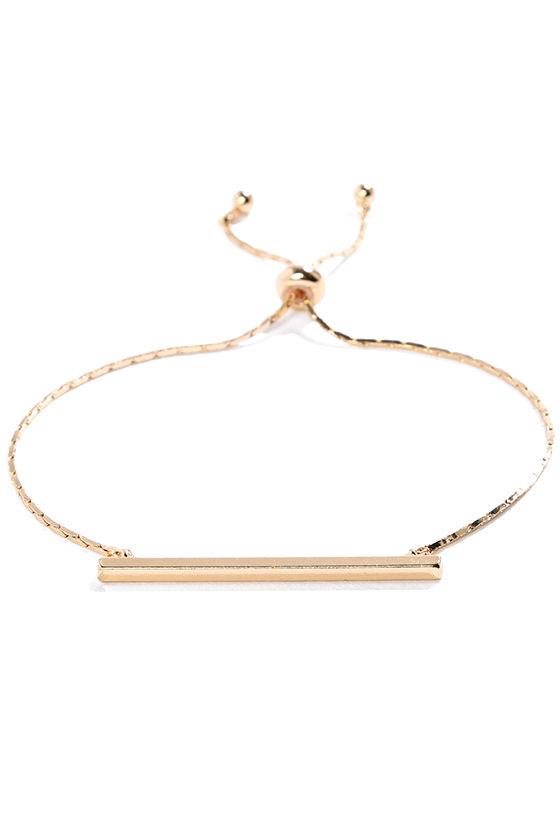 Zanzibar Gold Bracelet 1