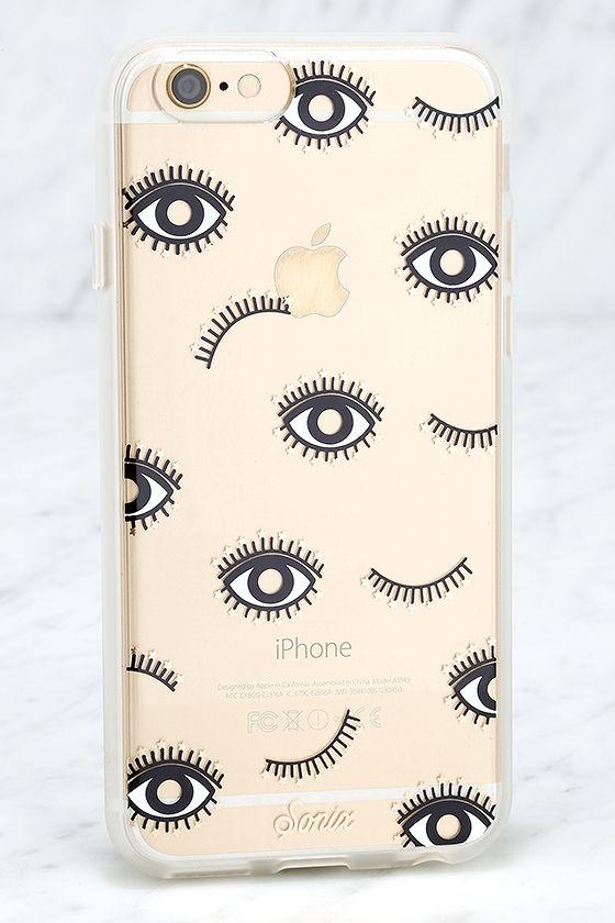 eye detail iphone 6s case