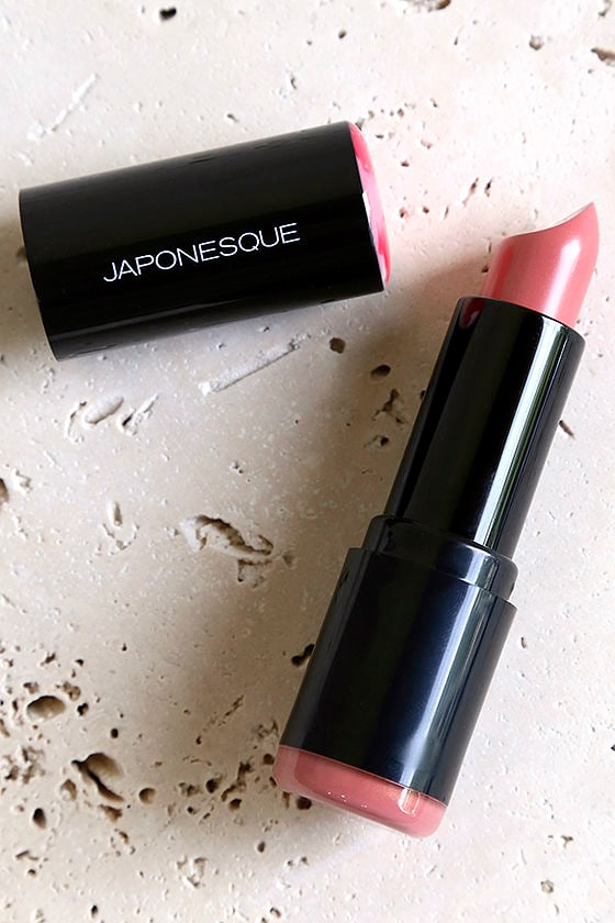 Japonesque 02 Rose Pink Pro Performance Lipstick 1