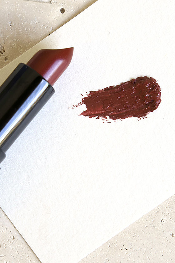 Japonesque 07 Brick Red Pro Performance Lipstick 2