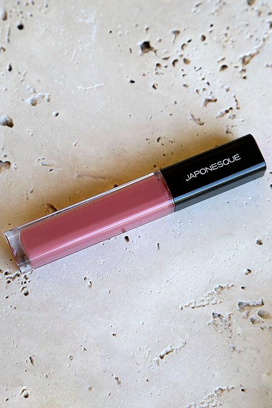 Japonesque 04 Rose Pink Pro Performance Lip Lacquer 1
