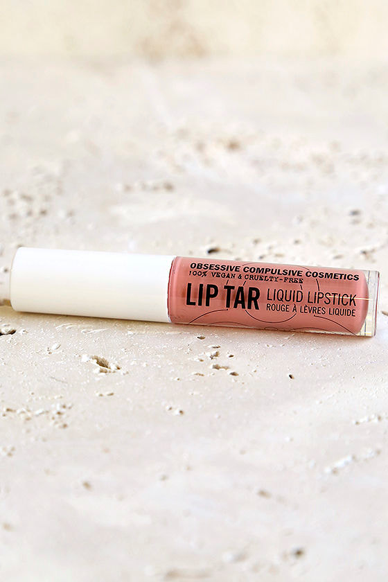 Obsessive Compulsive Cosmetics Hush Blush Pink Lip Tar 1