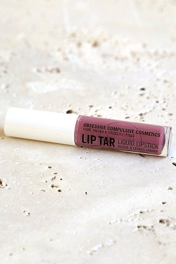 Obsessive Compulsive Cosmetics Lydia Mauve Lip Tar 1
