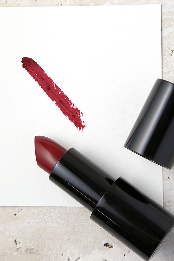 ARDENCY INN Modster Supercharged Lovecat Brick Red Lip Color 1