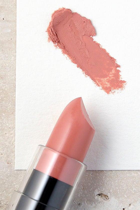 NYX Bare With Me Nude Matte Lipstick 2