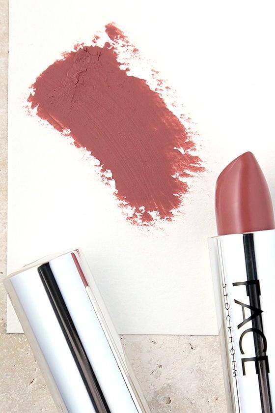 FACE Stockholm Fashion Rose Pink Matte Lipstick 1