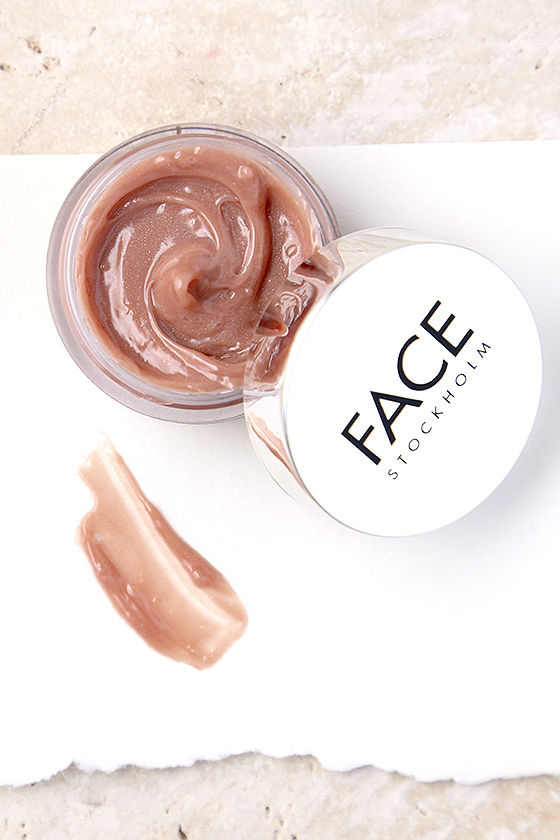 FACE Stockholm Perfect Nude Pot Gloss 1