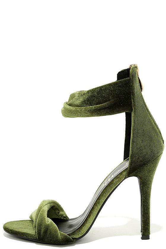 Green Heels