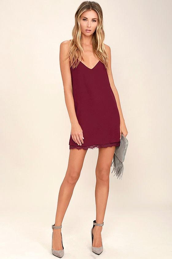 Galerry dress slip live