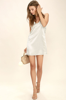 5c98064b31b White Slip Dress Short - Dress Foto and Picture