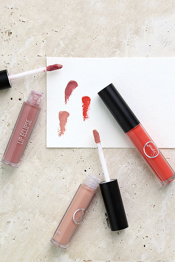 Sigma Gingerbabe Lip Set 1