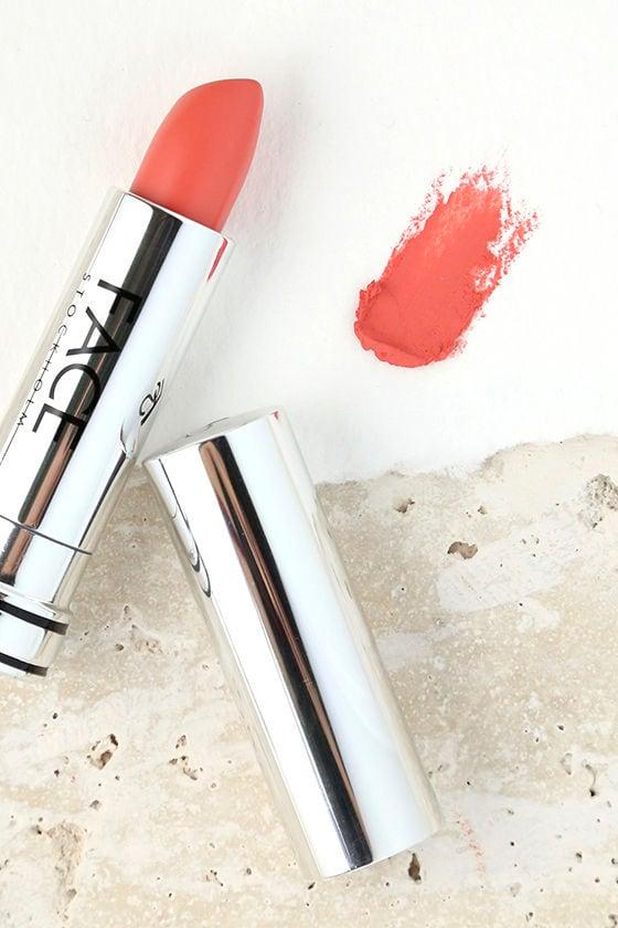 FACE Stockholm Hibiscus Coral Orange Cream Lipstick 1