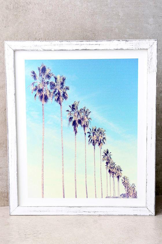 DENY Designs California Summer Framed Wall Art 1