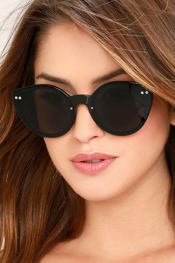 Spitfire Alpha 2 Black Sunglasses 1