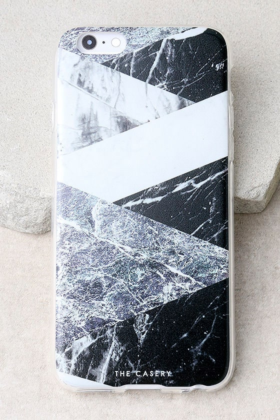 The Casery Business Marble - iPhone 6 and 6s Case - Clear iPhone ... f039392267
