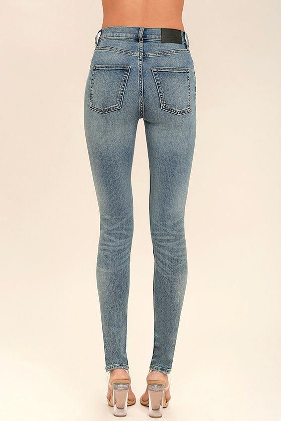 cheap high waisted jeans - Jean Yu Beauty