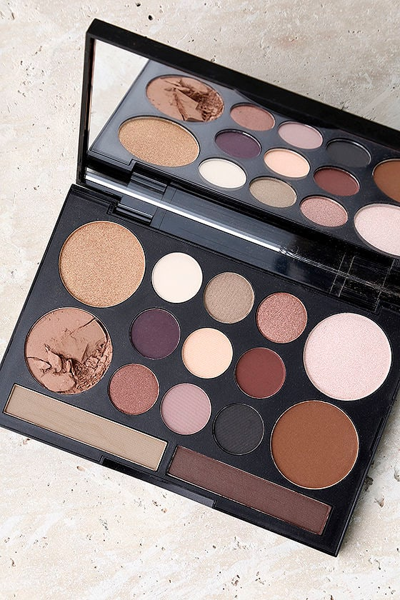 NYX Love Contours All Eye and Face Sculpting Palette 1