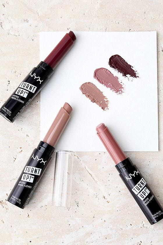 NYX Turnt Up! Lipstick Set 1