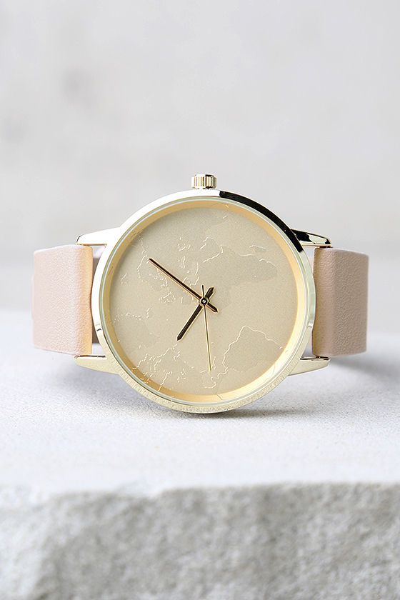 Any Second Blush Pink Watch 2