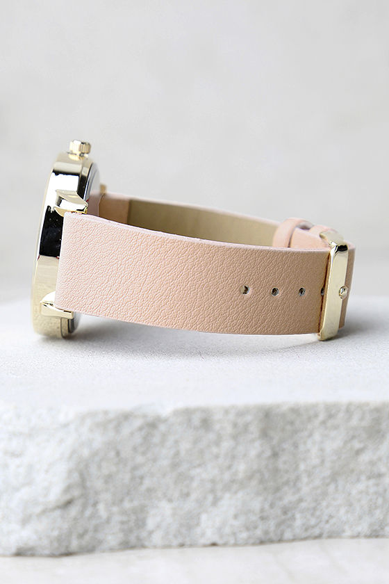 Any Second Blush Pink Watch 3