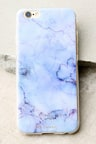 The Casery Blue Marble - iPhone 6 and 6s Case - Marble iPhone Case ... 3658f9305