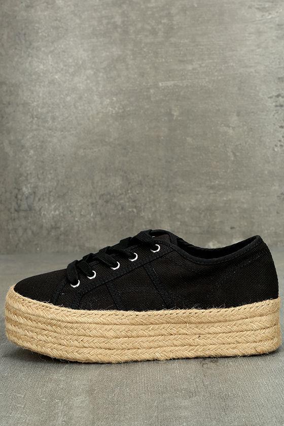 Steve Madden Hampton Sneakers - Black