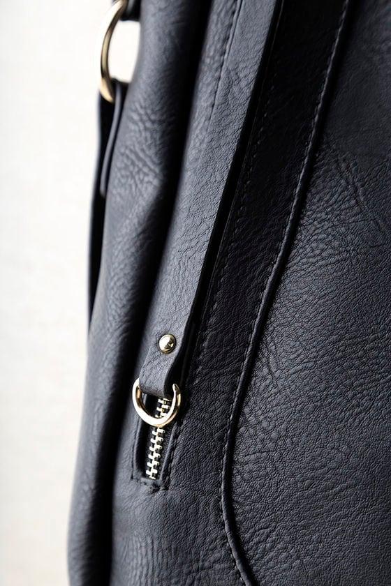 How Far I'll Go Black Handbag 4