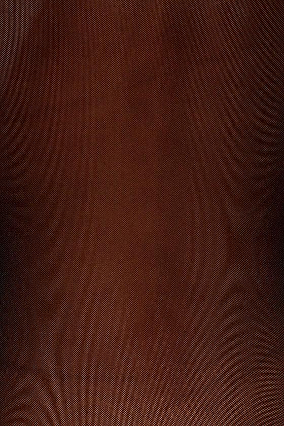 I See You Black Mesh Bodysuit 7