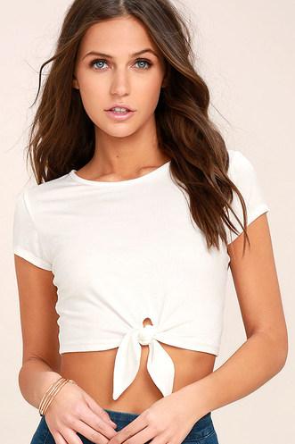 dccabe35dab Cute Crop Tops for Women & Teens | Long Sleeve Crop Tops