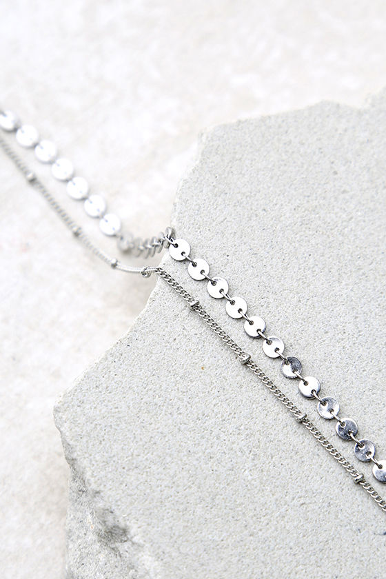 Escape to Sun Silver Anklet 3