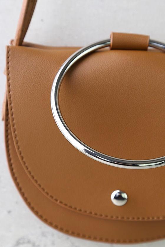 Ring-a-Ding-Ding Tan Handbag 3