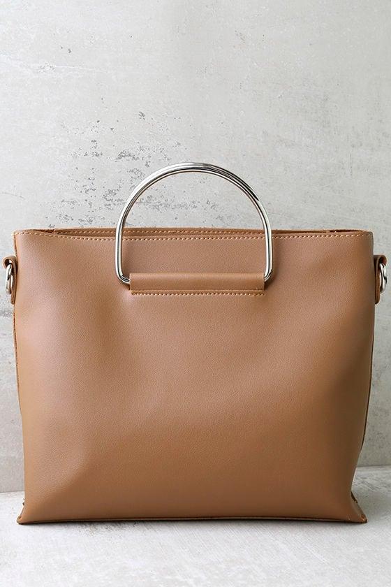 Complete Package Tan Handbag 2