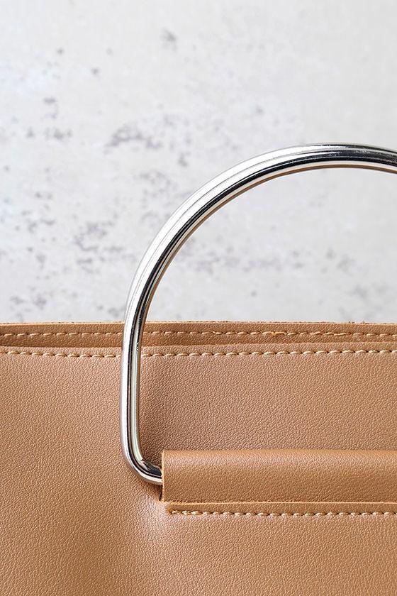 Complete Package Tan Handbag 4