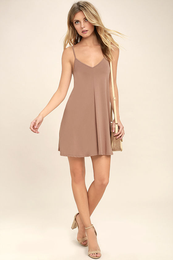 Hello Beautiful Blush Swing Dress 2