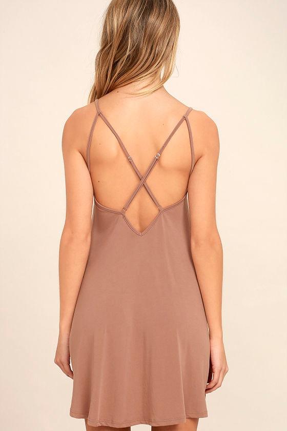 Hello Beautiful Blush Swing Dress 4