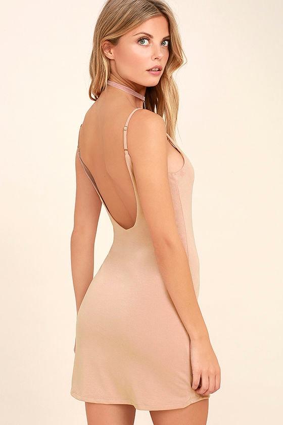 Fine Day Blush Dress 1
