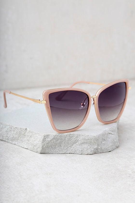 I Spy Mauve Cat-Eye Sunglasses 3