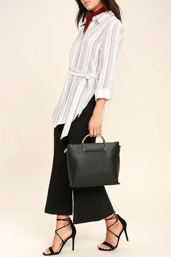 Complete Package Black Handbag 1