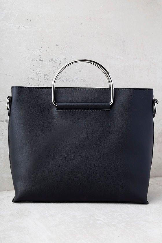 Complete Package Black Handbag 2